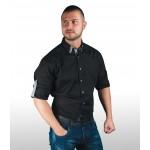 Alberto Мъжка риза дълъг ръкав
