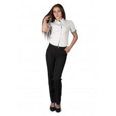 Aria Дамска риза с къс ръкав