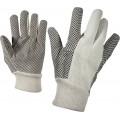Текстилни ръкавици с полимерни капки